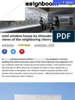 CreatePDF_oriel window house by shinsuke fujii offers cherry blossom views_1.pdafdasd