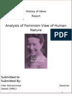Feminismc - Report