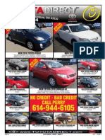 Toyota Edition  - Issue 6