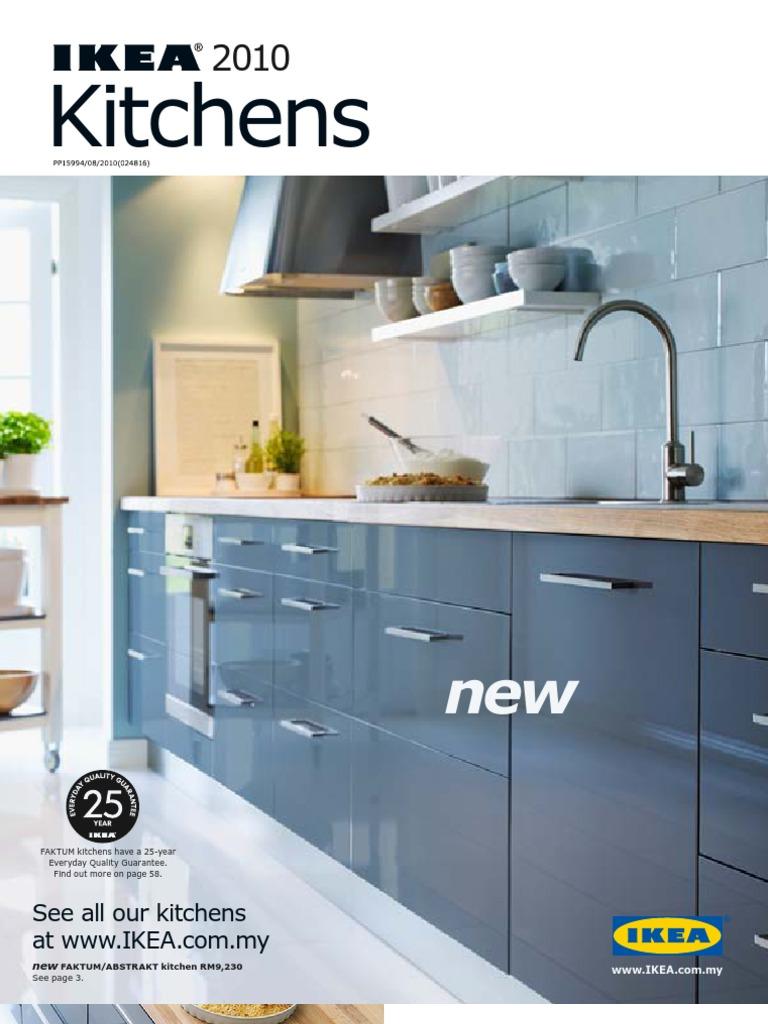 IKEA-SB-Kitchen-2010-Malaysia-English | Countertop | Sink