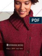 Interweave Books Catalog Fall 2011