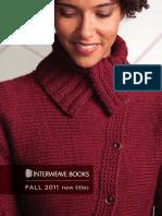 Interweave Books Catalog Fall 2011