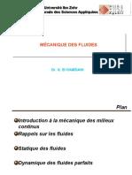 Mécanique des fluides MMc1
