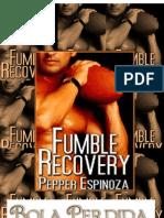 Pepper Espinoza - WildCats - 01 - Bola Perdida