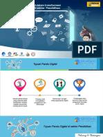 Peran Pandu Digital disektor Pendidikan - Mr. Alfi Banda