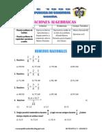Matematic3 Sem8 Experiencia3 Actividad4 Numeros Racionales QA34 Ccesa007