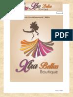 PROYECTO Extrabellas Boutique_Informe