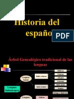 Periodización Del Español