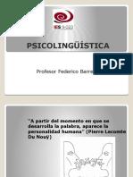 psicolingüística