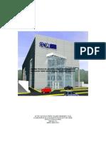 Informe Técnico de Las Instalaciones Sanitarias de La Edificacion Torre Centro Gamma, Los Ruices, Caracas.