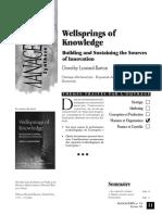 MAN_35b Wellsprings of Knowledge