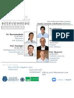 Interviewreihe_Poster