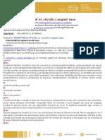LEGE nr. 167 din 7 august 2020