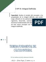 UNIDAD Nª III- INTEGRALES DEFINIDAS