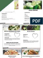 Manual de comidas
