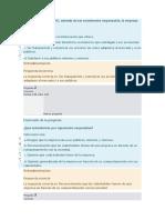 Módulo 1 Evaluacion Introducción a La Responsabilidad Social Corporativa