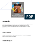 1 - Introdução à Matemática Financeira_ taxas, juros e descontos