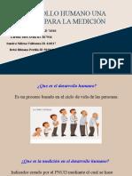 EL DESARROLLO HUMANO UNA PROPUESTA PARA LA MEDICION (2)