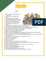 Plauderstunde Essen Aussprache Phonetik Lehren Diskussionen Dialoge Ei 93695