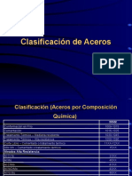 07 - Clasificacion de Los Aceros