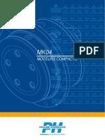 Poclain MK04 Catalog