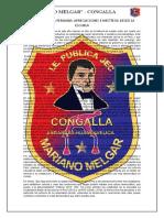 ANALISIS DE LA DEMOCRACIA PERUANA 5° AÑO