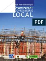Developpement Economique Local a Lusage Des Elus Locaux Africains