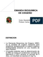 DEMANDA BIOQUIMICA DE OXIGENO-DBO_alcantarillados