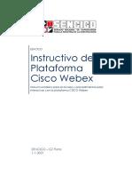 INSTRUCTIVO_INICIO_SESIÓN CISCO Webex-v1.5