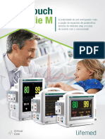 Monitores Lifemed Série M