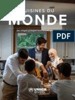 HCR Canada Cuisines Du Monde