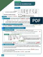 correction-Systéme de numération et codes