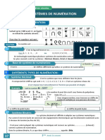 Systéme de numération et codes