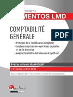 Mémentos LMD - Comptabilité générale - 15e édition 2015-2016 by Béatrice Grandguillot, Francis Grandguillot