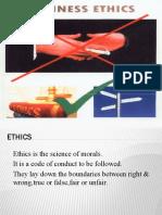 BUSINESS ETHICS & CORPORATE GOVERNANCE ppt MMS SEM IV