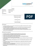 Technical Developer - Job Description