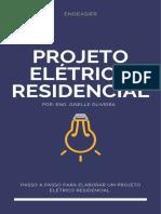 eBook - Passo a Passo Para a Elaboração de Projetos Elétricos Residenciais