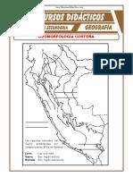 Geomorfología Costeña Para Cuarto Grado de Secundaria