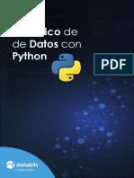 Brochure Científico de Datos Con Python