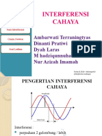 PPT_Interferensi_Cahaya