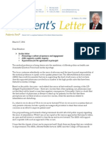 AMA Letter to Physicians