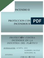 INCENDIOS II power point