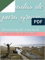 Amadas de Pura Gracia_ Devocional Semanal