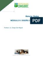 Redes Módulo 2 - Diseño de redes - 2017