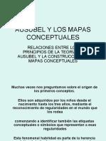 AUSUBEL Y LOS MAPAS CONCEPTUALES