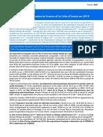 20-05 COTE D'IVOIRE Actualisation page-pays - Echanges commerciaux bilat.._