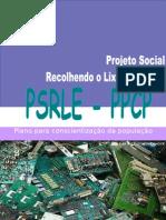Projeto Recolhendo o Lixo Eletrônico