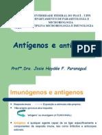Aula 03 Antigenos Anticorpos Josie