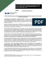 GEP-Release-Jan10-Portuguese