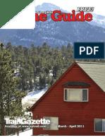 Estes Park Home Guide - March - April, 2011 Edition